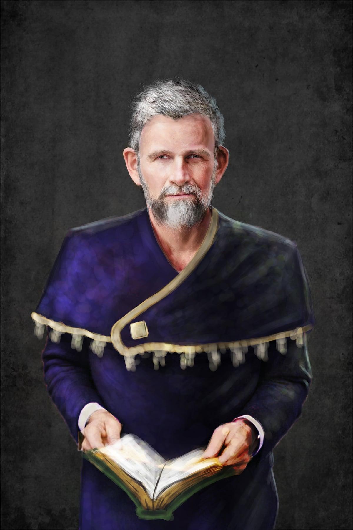Graham-Portrait